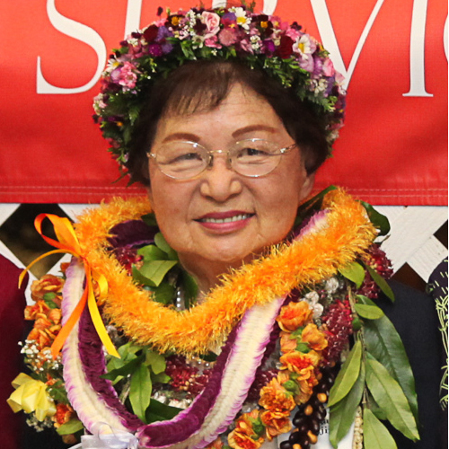 Margaret Ushijima Committed to Education, Social Justice and Equality